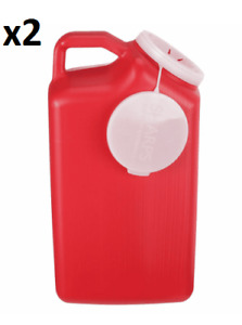 X2 3 Gallon Sharps Compliance Sc3g129008 Hinged Sharps Disposal By Mail