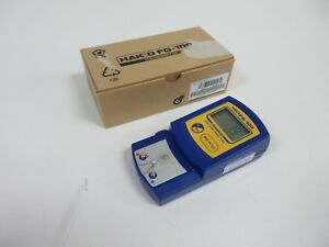 Hakko Fg 100 Soldering Iron Temperature Tester With Replacement Tips Fahrenheit
