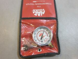 Mac Tools Ct25 Compression Tester Free Shipping