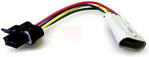 Powermaster 160 Alternator Harness Adapter Cs130d Cs130