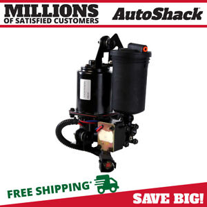 New Air Suspension Compressor W dryer Fits Ford Crown Victoria Lincoln Town Car