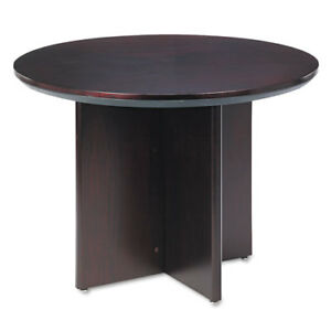 Corsica Conference Series Round Table 42 Dia X 29 1 2h Mahogany