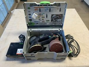 Festool 571782 Rotex RO 125 FEQ Sander With Sanding Disc