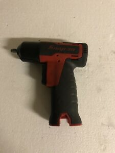 Snap on ct725 14 4v 1 4 Cordless Impact Wrench W Battery Charger
