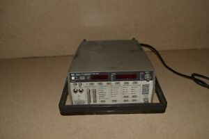 Hewlett Packard Hp Agilent 4935a Transmission Test Set