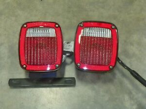 Grote 5370 5371 Tail Lights Trailer Truck Ford Rv Chassis Semi L Bracket