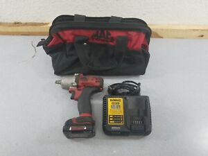 Mac Tools 12v 3 8 Impact Wrench Bwp038 W Charger