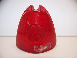 1953 Chevy Bel Air 150 210 Taillight Lens Nors Glo Brite 594340 Upper Outer