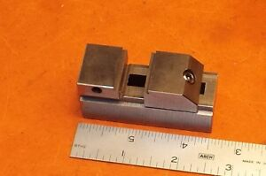 Small Tool Makers Vise