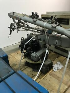 Motoman Yaskawa Up20m Robot With Xrc2001 Controller And Cables