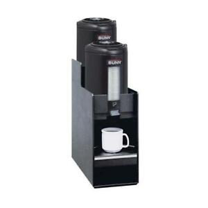 Bunn Tsr 2 Dual Thermal Server Stand Coffee Dispenser Display 18008 6002