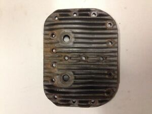 Vh4d Wisconsin Engine Motor Cylinder Head Ab 80 e