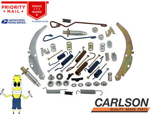 Complete Rear Brake Drum Hardware Kit For Chevy C30 Pickup 1965 1974 13 R Drm