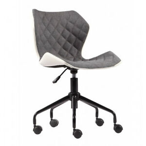 New Ripple Office Desk Chair Mid back Modern Task Chair Adjustable Height