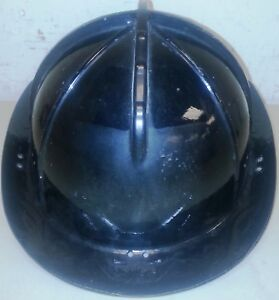 Firefighter Bunker Turn Out Gear Cairns 1010 Black Helmet Reflector H53