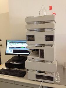 Agilent 1100 Hplc On Windows 7 Fully Tested And In Excellent Condition