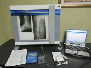Icrco Icr 1000sl Large Format 16 Bit X ray Film Digitizer W software License pc