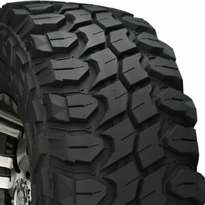 2 New 33 12 50 18 Gladiator X Comp Mt 12 50r R18 Tires 30298