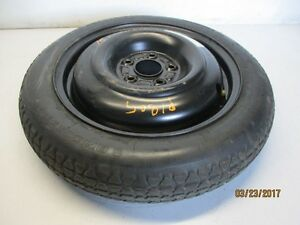 Oem 12 13 14 15 16 Toyota Camry Emergency Spare Tire Wheel Donut 16 T135 80d16