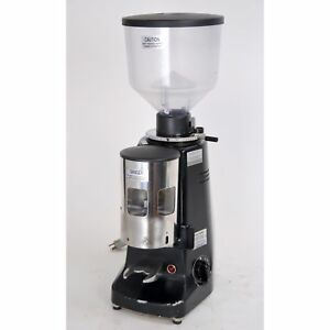 Mazzer Luigi Major Automatic Aut Espresso Coffee Grinder Doser Black 120v