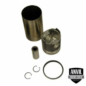 Piston Kit For Ford New Holland Tractor 268 Diesel Others 87840323