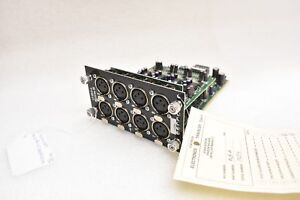 Audio Precision Ml8 a 10254 Module From F 0608500131 8 Port 02 003283 00