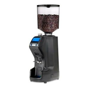 Nuova Simonelli Mdx On demand Electronic Espresso Grinder 65mm Burrs Black