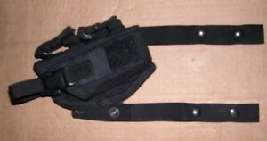 Magnum Tactical Supply Usa M26 Taser Molle Pals Formed Holster Black Nylon Right