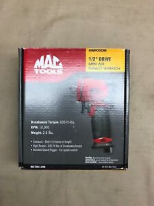 Mac Tools Awp050m 1 2 Air Impact 73562 1