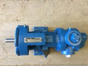 Viking Pump H124a new
