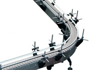 New Stainless Steel U Shape Conveyor made In The Usa 1 Year Warranty On Parts