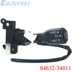 New Cruise Control Switch For Toyota Camry Corolla Rav4 Yaris Lexus 84632 34011