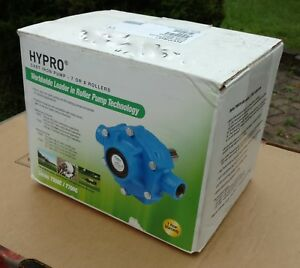 Hypro 7700c 7 Roller Pump 14 2 Gpm Cast Iron New In Box