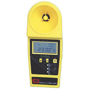Megger Chm600e Cable Height Meter