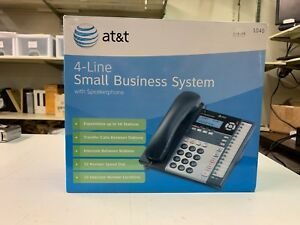 At t 1040 4 line Small Business System Phone