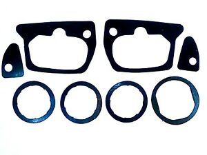 67 76 A Body Dodge Plymouth Dart Duster Door Handle Key Lock Gasket Set C