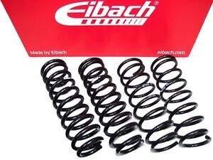 Eibach Pro kit Lowering Springs Set For 17 19 G30 530i 540i Rwd 1 2 f 1 2 r