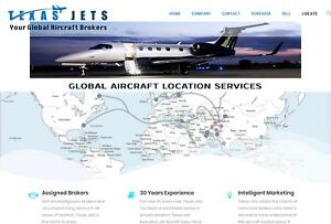 Texasjets com Website Domain Name And Website Business Ready To Go