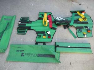 Lot Of 2 Ferno Ked Ambulance Rescue Emt Ems Extrication Devices Model 125
