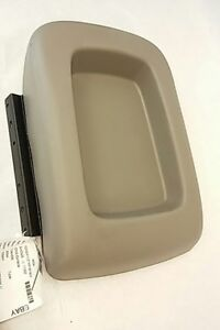 2004 Chevrolet Tahoe Center Console Lid Gray Oem Lkq