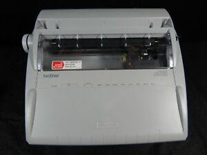 Brother Gx 6750 Electric Typewriter Working Condition