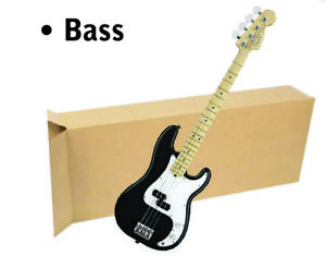 10 Pack 18x7x52 Bass Guitar Shipping Packing Boxes Storage Keyboard Heavy Duty