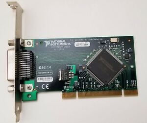 Ni National Instruments Ni Pci gpib Ieee 488 2 Interface Adapter Card 188513b 01