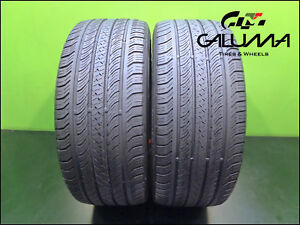 2 Two Tires Continental 225 40 18 Procontact All Season 92h Audi No Patch 48440
