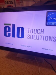 Elo Esy22c2 22 All In One Pos Touch Screen Computer Point Of Sale Touchcomputer