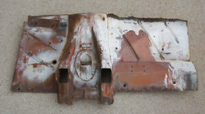 68 69 Amc American Motors Javelin Amx Fender Suspension Panel Sheet Metal Left