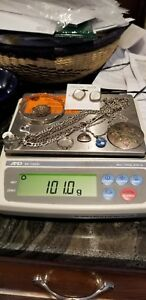 Lot Of Sterling Silver Jewelry Some Scrap Some Not Over 100 Total Grams 3