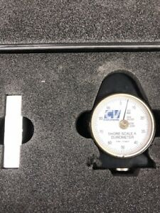 Cv Instruments Shore Scale A Durometer