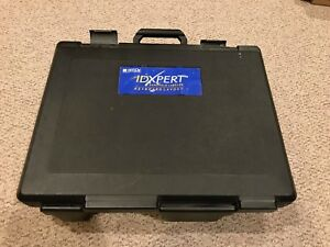 Brady Idxpert Handheld Keyboard Layout Commercial Portable Label Maker Case Only