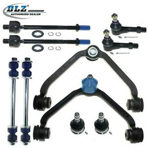 Front Upper Control Arm Tie Rod Ends Sway Bars For Ford Ranger 1998 2011